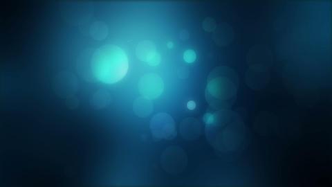 Blur Circles Animation