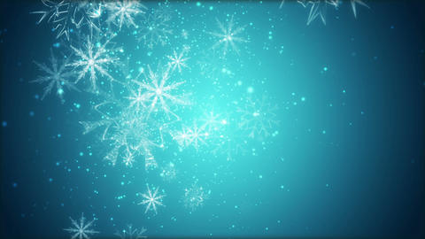 Snowflakes Stock Video Footage