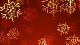 Loopable shine christmas background Animation