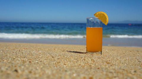 Orange Juice Stock Video Footage