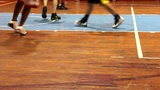 Basketball Tournament stock footage
