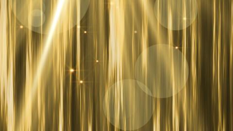 Animated Gold Background CG動画素材