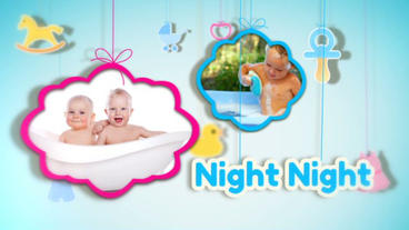Baby Show After Effects Project