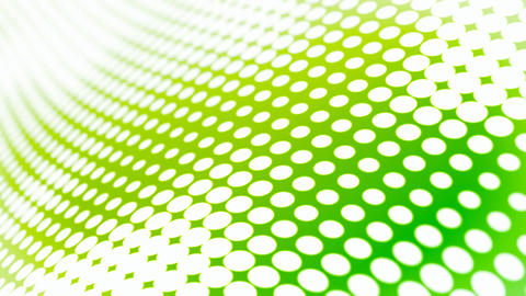 Dots pattern abstract motion background seamless loop Animation