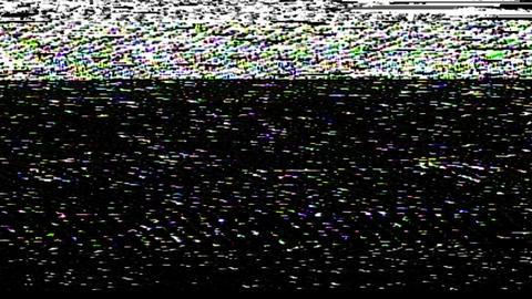 VHS noise Image