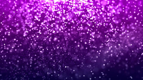 Free Footage - HD Loopable Background with nice purple dust Animation