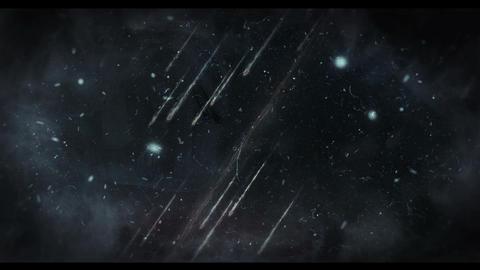 Meteor footage 2 GIF