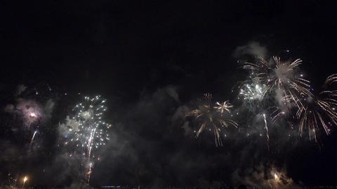 Kobe Fireworks 29 Footage