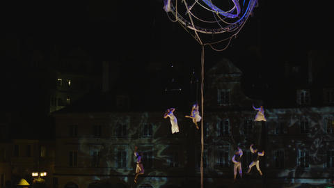 Deus Ex Machina Performs Galileo in Lublin Footage
