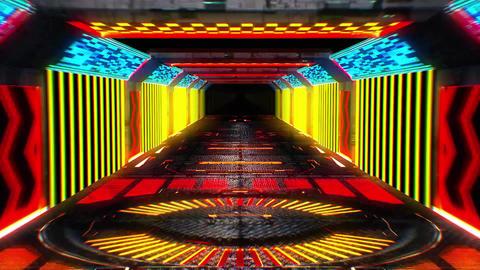 Tunnel VJ LOOP no2 GIF