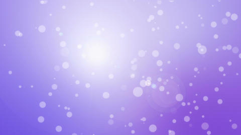 Glowing animated purple bokeh background ภาพเคลื่อนไหว