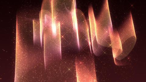 SHA Pink Aurora Image Effects Animation