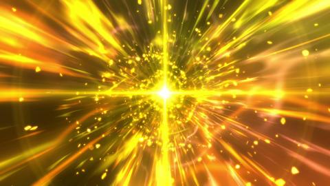 SHA Yellow Hosha Image BG CG動画