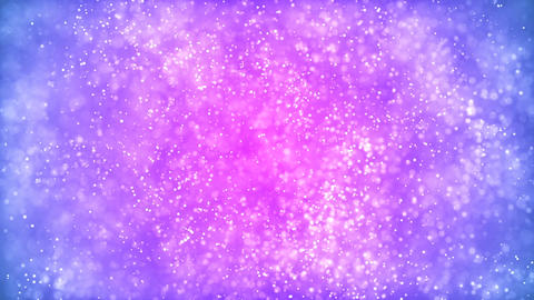 HD Loopable Background with nice pink particles Animation