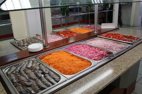 Smorgasbord Salad Bar フォト