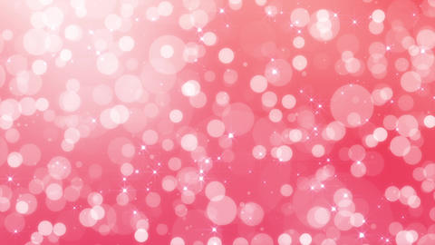 particle, polka dot, loop, magenta Animation