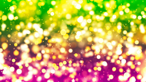 HD Loopable Background with nice sparkle bokeh Animation