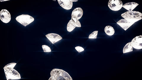 falling diamonds P 1 1 Animation