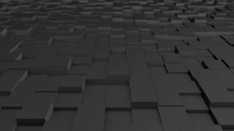 abstract block piston grey 1 Animation