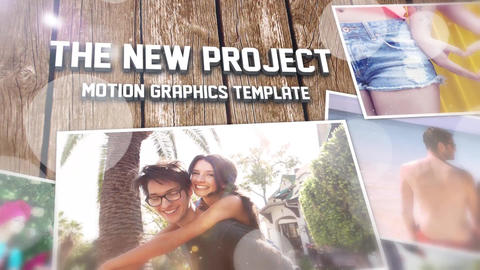 Photos After Effects Template