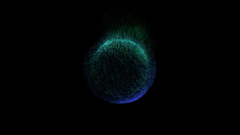 Bushy Ball Effects Loop 360p Bild