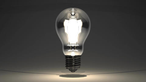 Electric Bulb CG動画