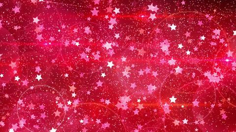 Rebound particle star rd CG動画
