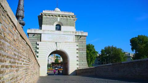 the Milvian bridge GIF
