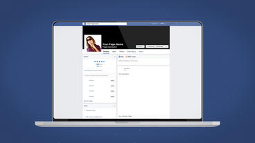 Facebook Laptop Intro - Apple Motion and Final Cut Pro X Template Apple Motion Template