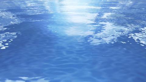 Water Surface 16 Am 4 K 動画素材, ムービー映像素材