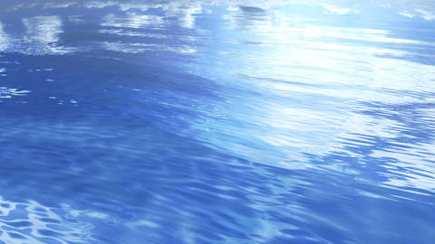 Water Surface 16 An 4 K Animation