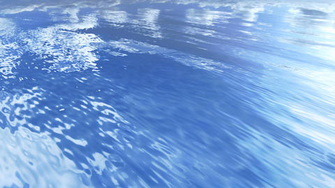 Water Surface 16 An 2 4 K CG動画