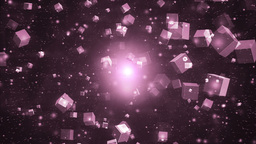 Abstract motion pink background Animation
