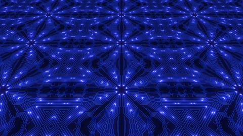 Electric Light 4K 02 Vj Loop Animation