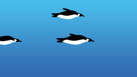 Penguin Animation CG動画