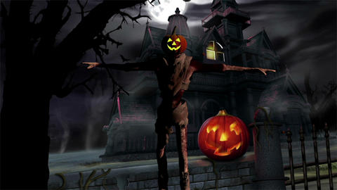 Happy Halloween 3D Model