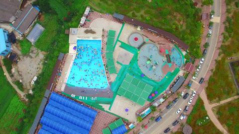 muan lotus flower park pool waterpark Image