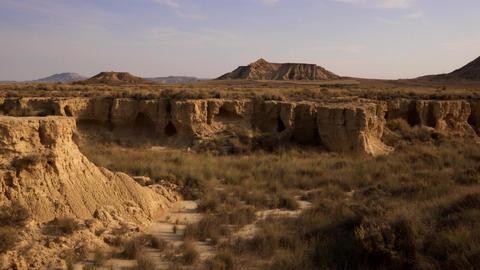 Desert Canyon desolation Live Action