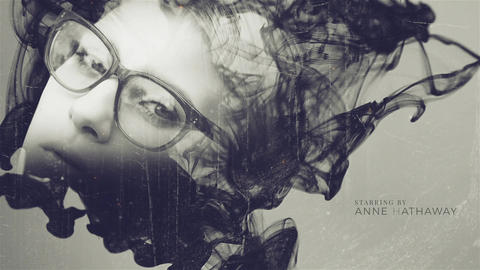 Ink Double Exposure After Effects Template
