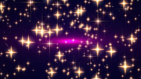 Abstract background, light, particles, shine, loop Animation