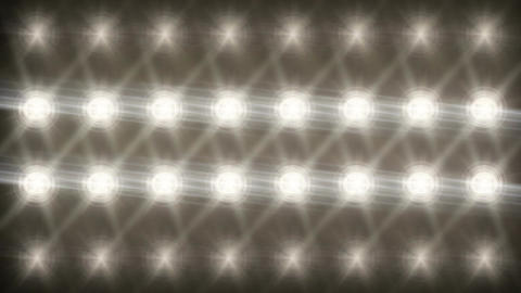 Stadium Spot Flashing Light - Pulse 03 Animation