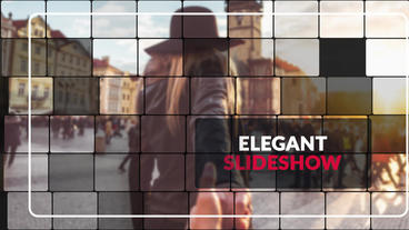 Beauty Mosaic - Elegant Slideshow After Effects Templates