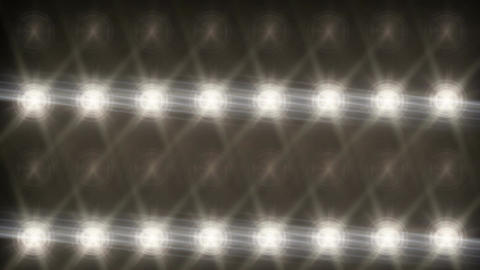 Stadium Spot Flashing Light - Strobe 02 Animation