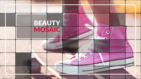 Elegant Mosaic - Premiere Slideshow Premiere Pro Template