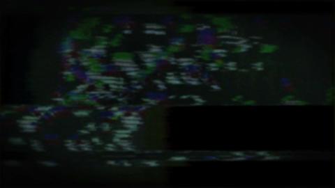 Glitch Footage BG 9 (10 sec ) Animation