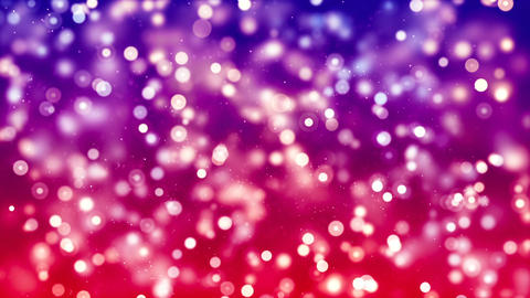 HD Loopable Background with nice glowing bokeh Animation