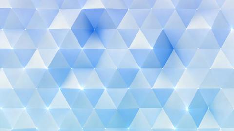 Geometric Wall 3s NA2F Bb 4k CG動画