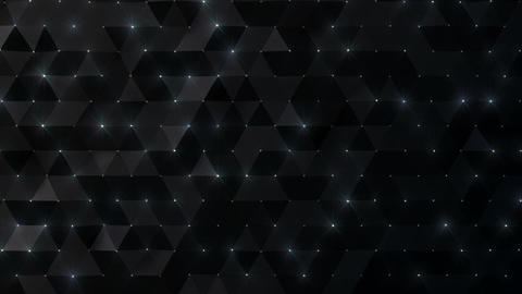 Geometric Wall 3s NA3F Rd 4k CG動画