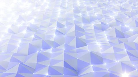 Geometric Wall 3s NB1M Bb 4k CG動画