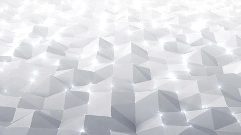 Geometric Wall 3s NB1M Rb 4k CG動画